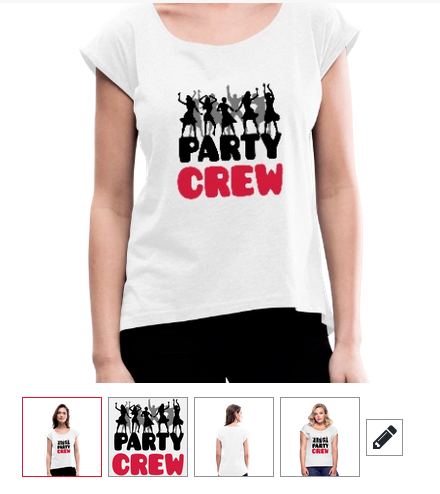 Party Shirts Party Crew