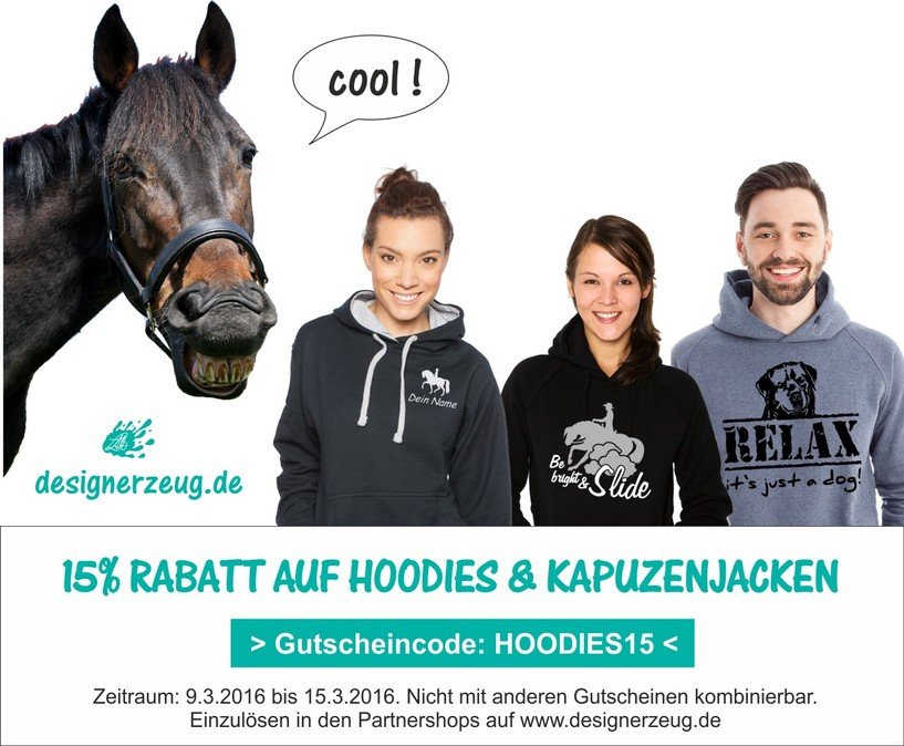 Hoodies & Kapuzenjacken